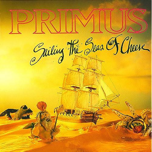 Sailing The Seas Of Cheese de Primus sur Amazon Music - Amazon.fr