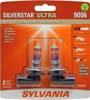 SYLVANIA – 9006 SilverStar Ultra – High Performance Halogen Headlight Bulb,..