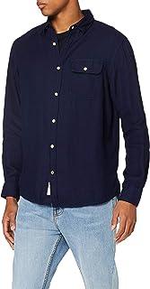 Jack & Jones Jornicki Shirt LS Camisa para Hombre