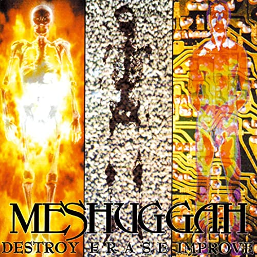 Destroy Erase Improve de Meshuggah sur Amazon Music - Amazon.fr