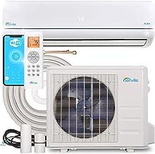 Senville 36000 BTU SENA-36HF/Z Mini Split Air Conditioner Heat Pump, White