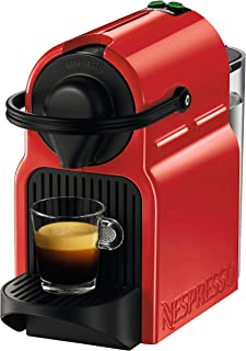 Breville Inissia Espresso Machine, 100, Red