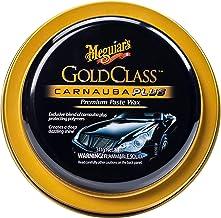 Meguiar's Gold Class Carnauba Plus Premium Paste Wax – Creates a Deep Dazzling..