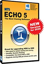 NTI Echo 5 | New Version! | The Best Cloning Software. It Simply Works | Make an exact..