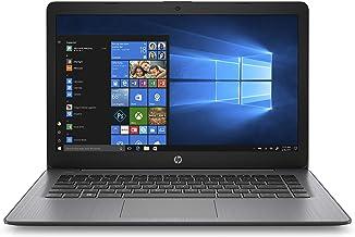 HP Stream 14-inch Laptop, AMD Dual-Core A4-9120E Processor, 4 GB SDRAM, 32 GB eMMC,..