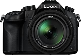 Panasonic Lumix DMC-FZ1000GA 20.1 MP Bridge Digital Camera with 16x Optical Zoom (Black)