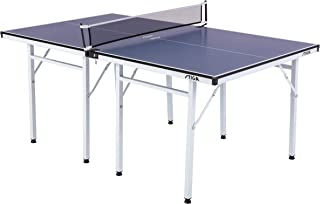 STIGA Space Saver Compact Table Tennis Table for Authentic Play at Regulation Height with..