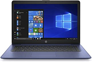 (Renewed) HP Stream 14 inches HD(1366×768) Display, Intel Celeron N4000 Dual-Core..