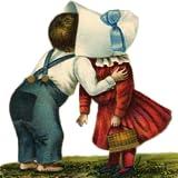 Classique postale Creator - Carte de voeux Antique Custom-Made Maker pour...