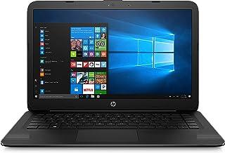 "HP 14-ax040wm Laptop, Intel Celeron N3060, 1.6 GHz, 32 GB, Windows 10 Home 64 Bit, Black, 14"""