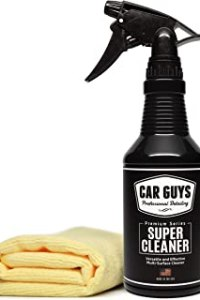 Best Car Glass Cleaners of March 2021