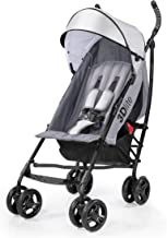Summer 3Dlite Convenience Stroller, Gray – Lightweight Stroller with Aluminum Frame,..