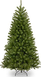 National Tree Company Artificial Christmas Tree | Includes Stand | North Valley Spruce – 6 ft