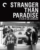 Stranger than Paradise The Criterion Collection