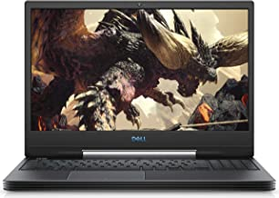 Dell G5 15 Gaming Laptop (Windows 10 Home, 9th Gen Intel Core i7-9750H, NVIDIA GTX 1650,..