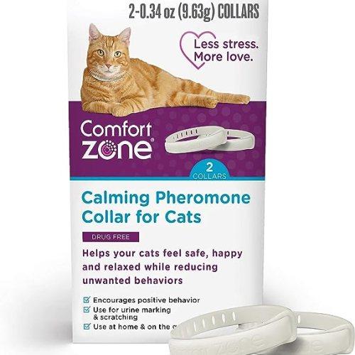 Calming Pheromone Collar for Cats
