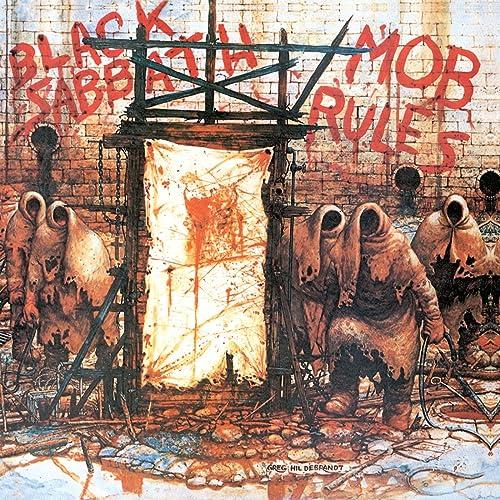 Mob Rules (Deluxe Edition) de Black Sabbath sur Amazon Music - Amazon.fr