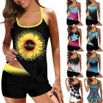 Smooto Plus Purchase Size Swimsuits for Women Two Piece Bikini Bathing Su 💥👩👩💥