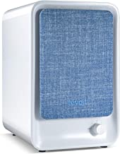 LEVOIT HEPA Air Purifier for Home, Smoke Cleaner w/Dual Activated Carbon Filter for..