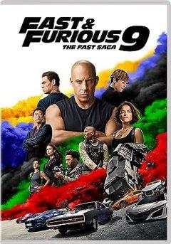 Fast & Furious 9 [DVD] [2021]: Amazon.co.uk: DVD & Blu-ray