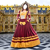 Medieval Women Dress Montage
