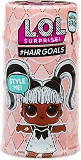L.O.L. Surprise Hairgoals Makeover Series with 15 Surprises Multicolor