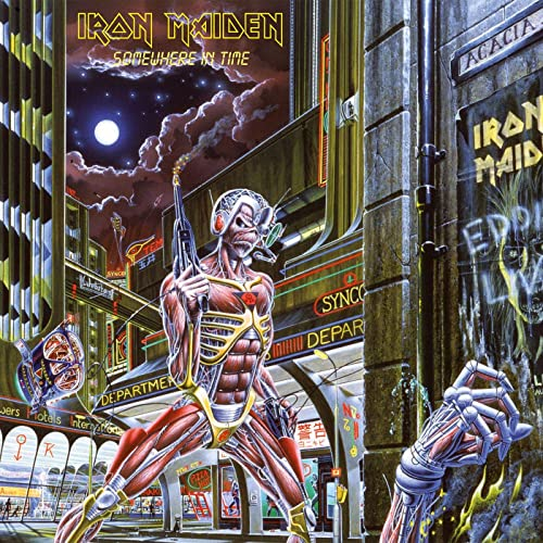 Somewhere in Time (2015 Remaster) de Iron Maiden sur Amazon Music - Amazon.fr