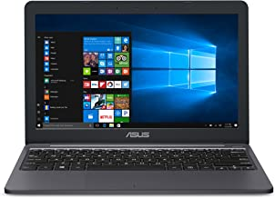 "ASUS VivoBook L203MA Laptop, 11.6"" HD Display, Intel Celeron Dual Core CPU, 4GB RAM,.."