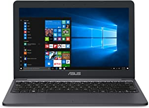 "ASUS VivoBook L203MA Laptop, 11.6"" HD Display, Intel Celeron Dual Core CPU, 4GB RAM,.."