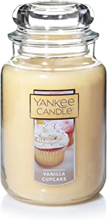 Yankee Candle Large Jar Candle Vanilla Cupcake