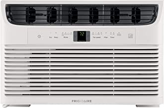 Frigidaire Energy Star 8,000 BTU 115V Window-Mounted Mini Compact Air Conditioner with..