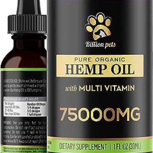 Organic Hemp Oil for Cats