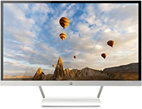 HP Pavilion 27xw 27-inch Full HD 1080p IPS LED Monitor with VGA and HDMI Ports..