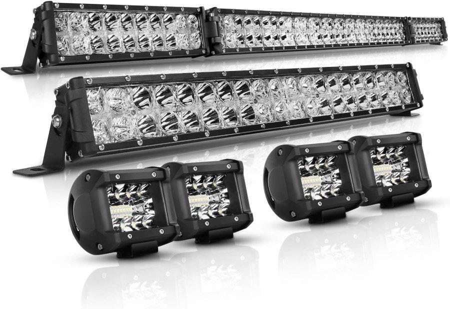 AutoFeel LED Light Bar Kit