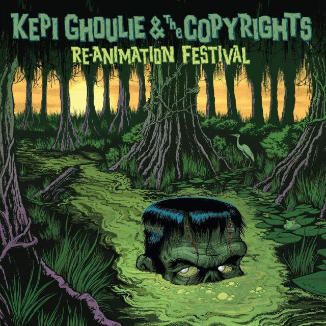 Kepi Ghoulie & The Copyrights - Re-animation Festival (2019) [FLAC] Download