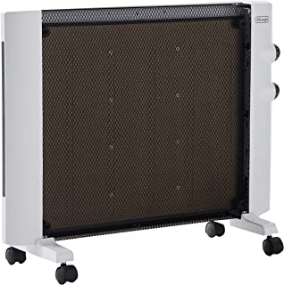 De'Longhi Mica Thermic Panel Heater, Full Room Quiet 1500W, Freestanding / Easy..