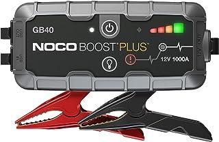 NOCO Boost Plus GB40 1000 Amp 12-Volt UltraSafe Portable Lithium Car Battery Jump Starter..