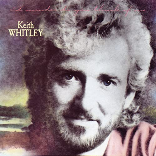 keith whitley, i'm over you