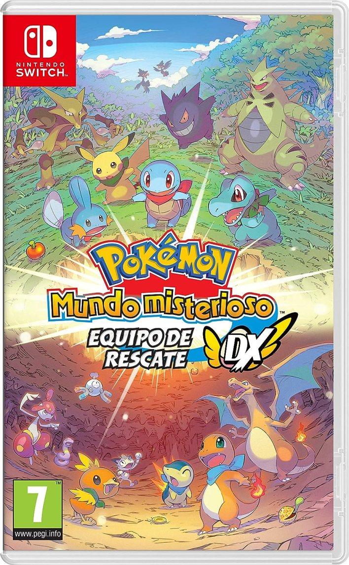 Pokemon Mundo Misterioso: Equipo de Rescate DX