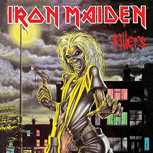 Killers (2015 Remaster) de Iron Maiden sur Amazon Music - Amazon.fr