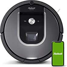 iRobot Roomba 960 Robot Vacuum- Wi-Fi Connected Mapping, Works with Alexa, Ideal for Pet..