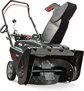 Briggs & Stratton 1022ER 22-Inch Single-Stage Snow Blower with Push Button Electric..