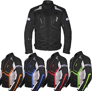 Motorcycle Jacket For Men Textile Motorbike Dualsport Enduro Motocross Racing Biker..