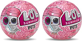 L.O.L. Surprise! Pets Series 4 (2 Pack) Standard