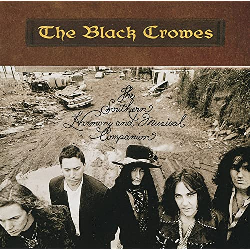 The Southern Harmony And Musical Companion de The Black Crowes sur Amazon  Music - Amazon.fr