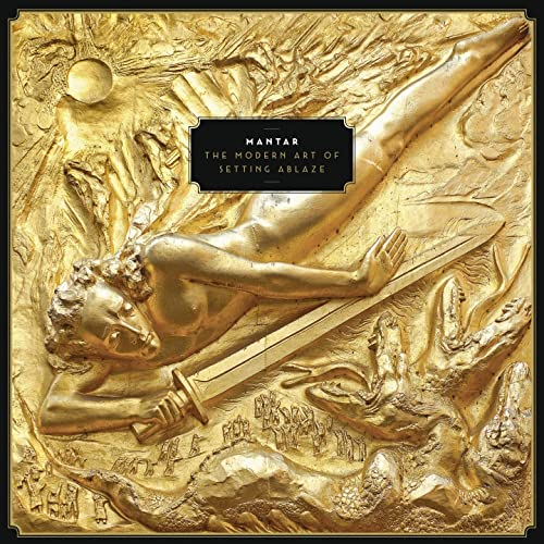 The Modern Art of Setting Ablaze by Mantar on Amazon Music ...