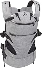 Contours Journey 5 Position Baby Carrier, Graphite Grey
