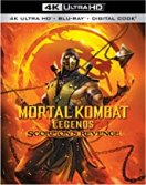 Mortal Kombat Legends: Scorpion's Revenge (4K Ultra HD/Blu-ray/Digital)
