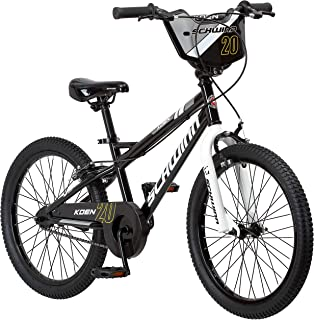 Schwinn Koen Boy's Bike Featuring SmartStart Frame to Fit Your Child's Proportions