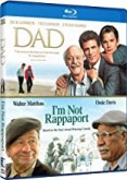 Dad & I'm Not Rappaport - Double Feature [Blu-ray]